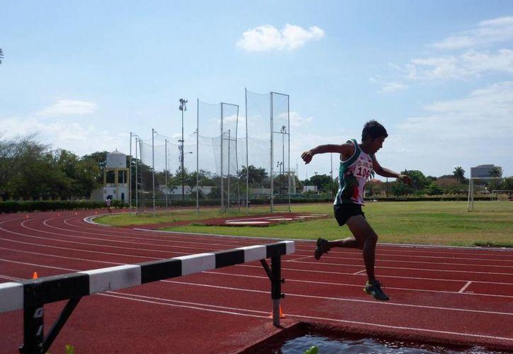 Entre las disciplinas de la competencia destacan las pruebas de atletismo. (Milenio Novedades)