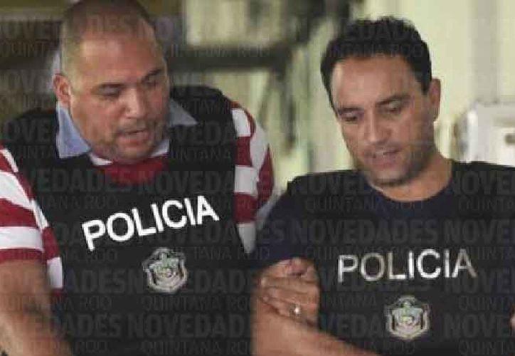 El ex gobernador lleva detenido 105 días en el país panameño. (Redacción)