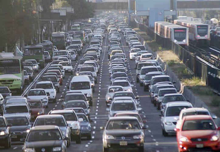 El Día Nacional sin Automóvil busca crear conciencia sobre movilidad urbana y la contaminación. (Internet)