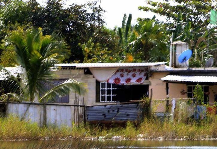 En Quintana Roo han sido contabilizadas más de tres mil hectáreas que fueron habitadas de manera irregular desde hace varios años atrás. (Harold Alcocer/SIPSE)