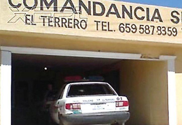 Elementos de la comandancia de Namiquipa acudieron a un llamado que alertaba de la niña asesinada. (Milenio Novedades)