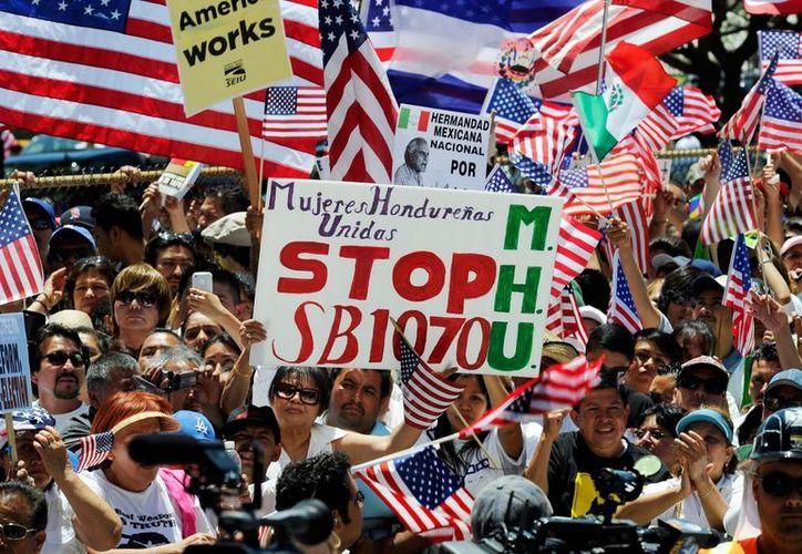 El gobierno de México reiteró que la entrada en vigor de la sección cinco de dicha ley incidiría negativamente en las relaciones bilaterales. (blogspot.mx)