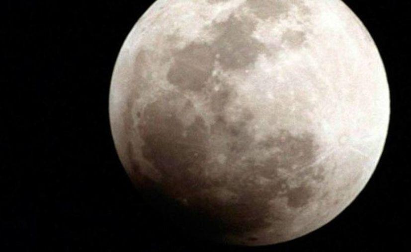 El eclipse de luna penumbral podrá ser visto en México. (Contexto/Internet)