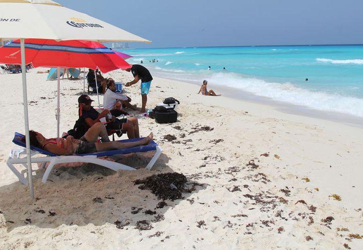 No ha se ha formado una comisión, en el tema de recuperación y mantenimiento de playas. (Israel Leal/ SIPSE)