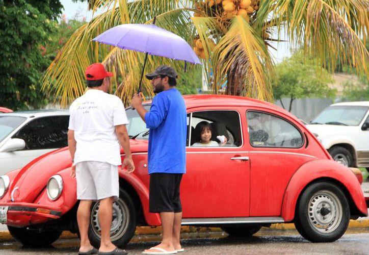 Conagua considera la temporada de huracanes de este año de las más activas de los últimos 50 años. (SIPSE)