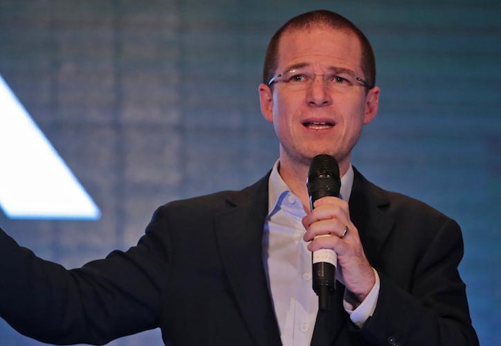 Ricardo Anaya también opinó sobre los hechos violentos de los últimos eventos políticos. (Foto: López Dóriga Digital).