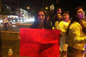 """Se manifiestan contra corrida de toros de """"El Juli"""" en Cancún"""