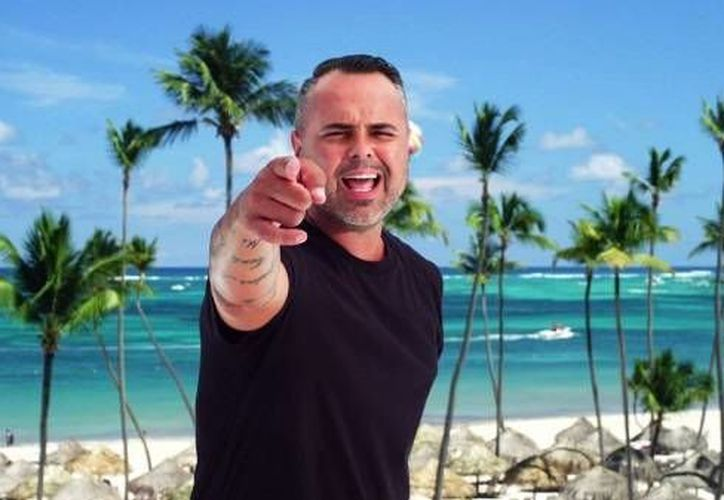 El Dj Juan Magán ofreció un concierto el fin de semana en el Electro Oasis Beach. (Contexto/Internet)