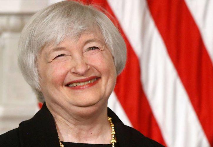 Yellen dijo que de llegar al puesto promoverá un sistema financiero estable. (Agencias)
