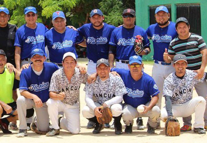 El equipo representativo de la Técnica 17. (Ángel Villegas/SIPSE)