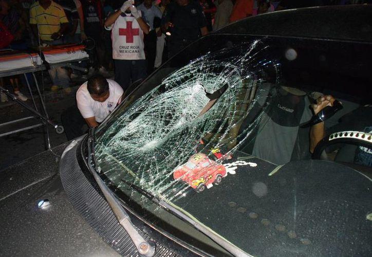 Ascendieron a 3.91 millones de pesos los daños materiales en el 2013. (Julián Miranda/SIPSE)