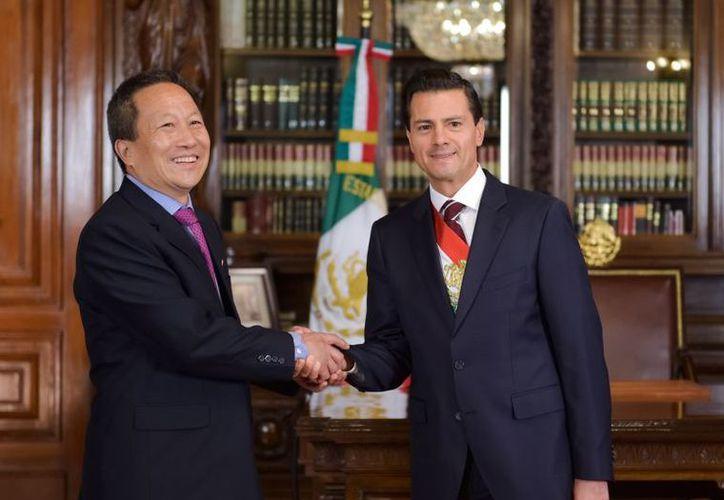 Con esta acción diplomática México expresa al gobierno de Corea del Norte absoluto rechazo a su reciente actividad nuclear. (W Radio)