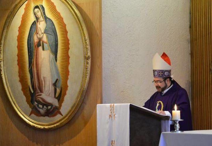 Los obispos mexicanos manifestaron su preocupación por 'el futuro y el presente de México'; en la imagen, monseñor Eugenio Lira Rugarcía, Secretario General de la Conferencia del Episcopado Mexicano. (Facebook/CEM)