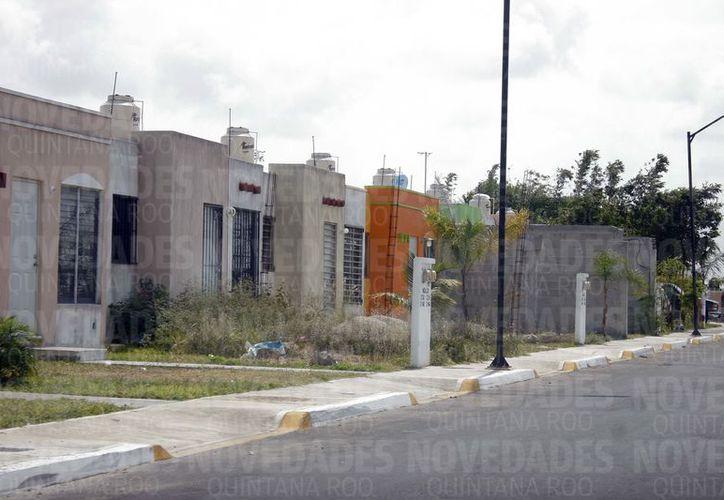 En temas hipotecarios de la zona norte, tienen un desvío de 276 millones de pesos. (Alejandra Carrión/SIPSE)