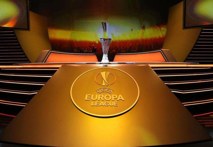 El sorteo de la liga fue celebrado este viernes en la sede de la UEFA de Nyon. (Foto: Contexto)