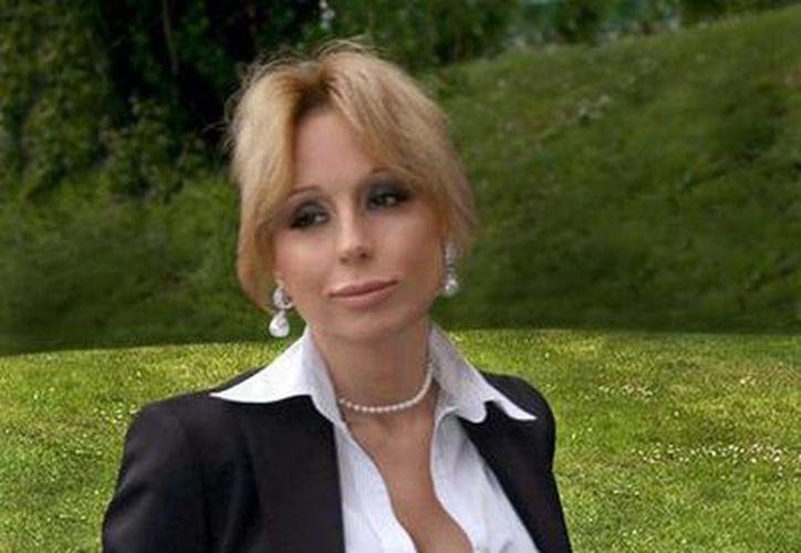 Marina Berluscini es una de las mujeres más ricas del mundo. (mondadori.com)