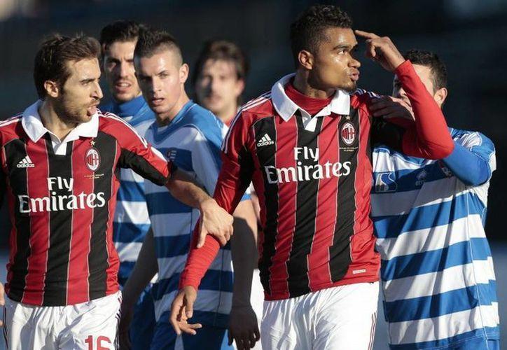 FIFA creó una comisión sobre racismo luego que todo el equipo del Milan se retiró de la cancha tras haber sido insultado su jugador Kevin-Prince Boateng. (Agencias)