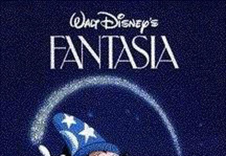 """La película de Disney """"Fantasía"""", para toda la familia. (Milenio Novedades)"""