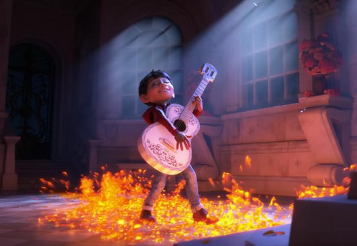 Disney Pixar cuenta los días para estrenar Coco. (Pixar).