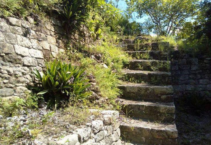 La comisaría ejidal indicó que los trabajos de restauración siguen en la zona, pero desconoce el avance. (Javier Ortiz/SIPSE)