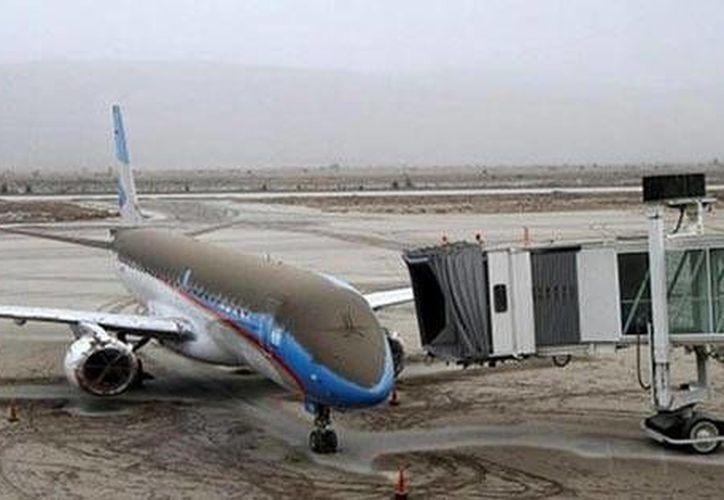 Aeropuerto de la Ciudad de Puebla. (Zocalo.com)