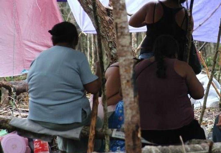 La PGJE pide pruebas a la comuna solidarense que determinen la responsabilidad de las dos mujeres en el enfrentamiento. (Octavio Martínez/SIPSE)
