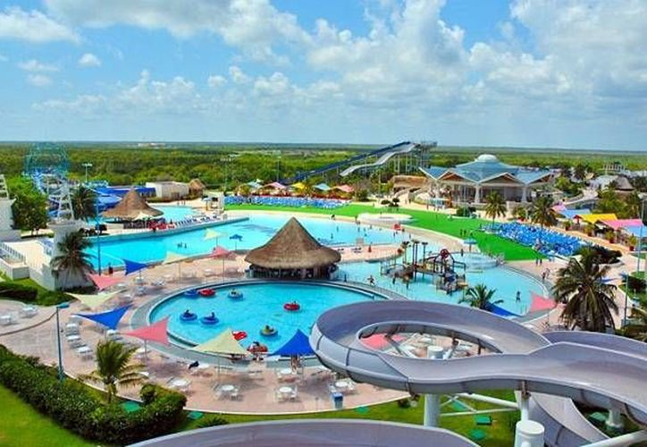 El parque Wet'n Wild se convertirá en Ventura Park, un multiparque, único en Cancún. (Contexto/Internet)