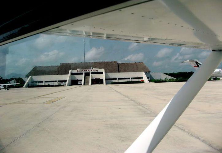 La administración del Aeropuerto Internacional de Chichén Itzá informó que alista la creación de un instituto aeronáutico. (SIPSE)