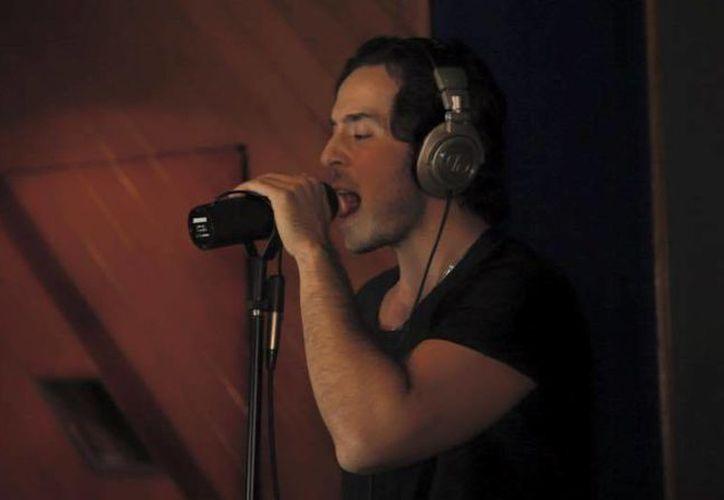 Pepe de PXNDX se dijo contento con su nuevo sencillo 'Plural siendo singular'. (Facebook: José Madero Vizcaíno)
