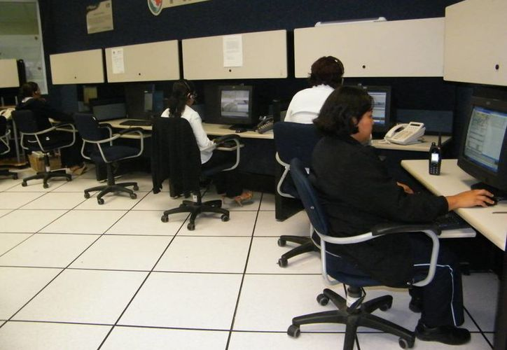 El número porcentual de llamadas falsas de emergencia pasó de 10 a 15. (Harold Alcocer/SIPSE)