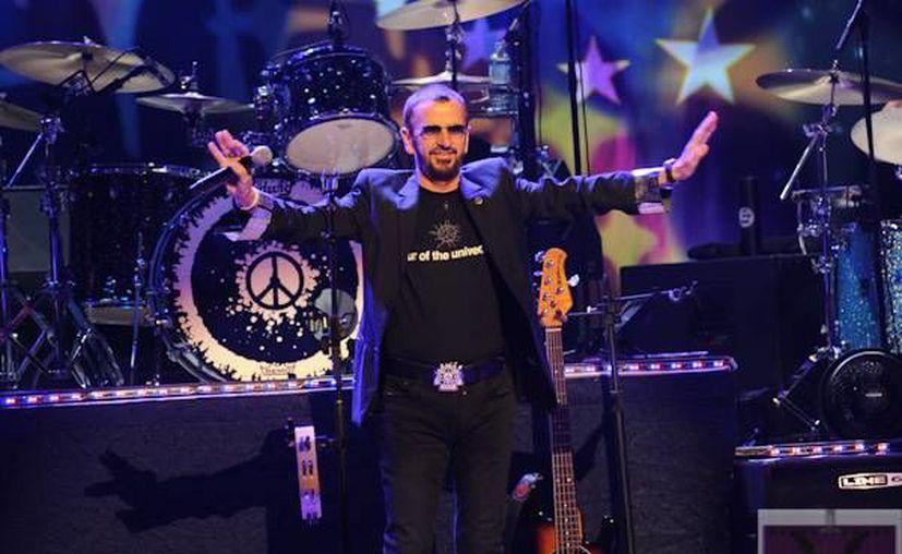 Ringo Starr estará en México con su All Starr Band. (backstageaxxess.com/Foto de archivo)