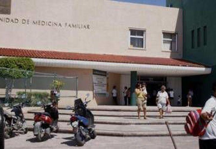 Flora fue trasladada a una clínica del Seguro Social. (Archivo/SIPSE)