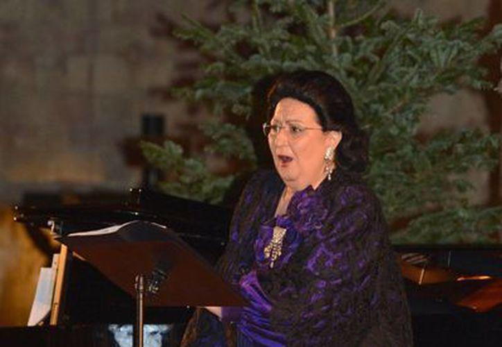El fraude imputado a Caballé tiene relación con las ganancias de varios conciertos internacionales. (bekia.es)