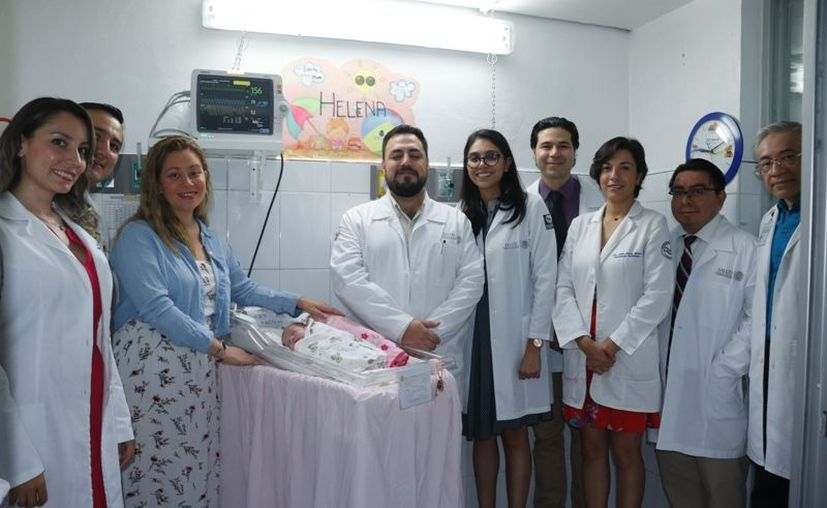 El equipo de médicos especialistas. (Jorge Acosta)