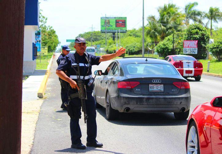Este tipo de situaciones cobran relevancia después del registro de los últimos actos de violencia. (Foto: Daniel Pacheco/SIPSE).