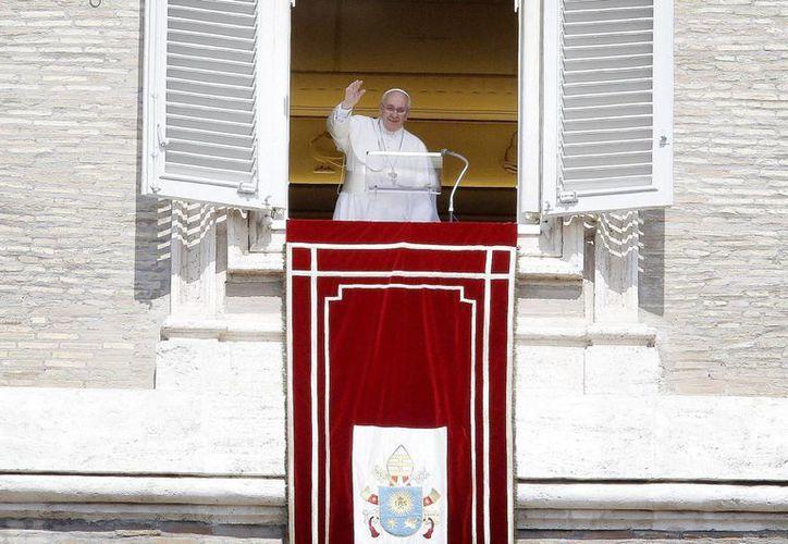 El Papa criticó duramente lo que llamó la 'pereza de los cristianos'. (EFE/Archivo)
