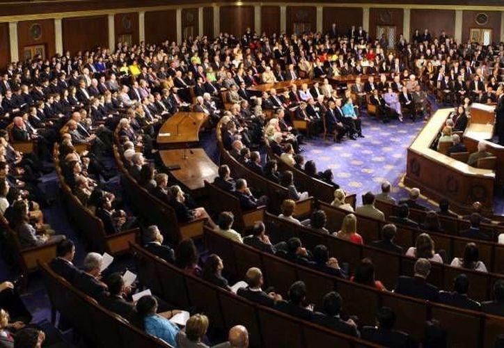 """El partido conservador republicano se opone al """"Obamacare"""" y a incrementar el techo de la deuda. (Agencias)"""