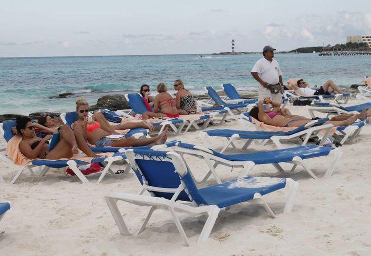 Prevén que Cancún rompa récord turístico en el cierre de año. (Israel Leal/SIPSE)