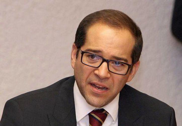 Ignacio Peralta Sánchez, subsecretario de Comunicaciones, indicó que se requerirán 'rellenadores' adicionales para la señal digital. (Notimex)