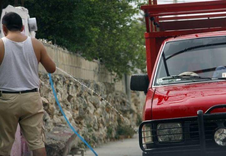 Los trabajos beneficiarán a varios municipios de Yucatán. (SIPSE)