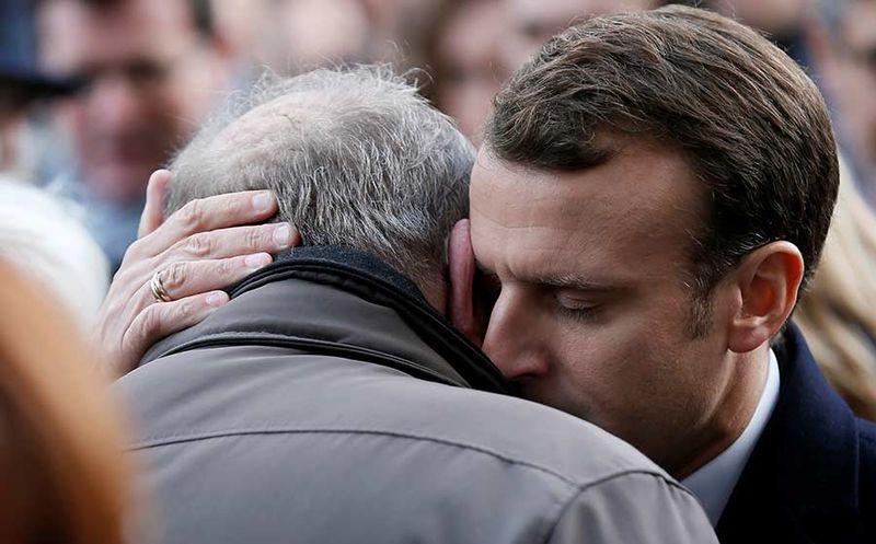 Francia homenajea a las víctimas de los atentados de noviembre de 2015