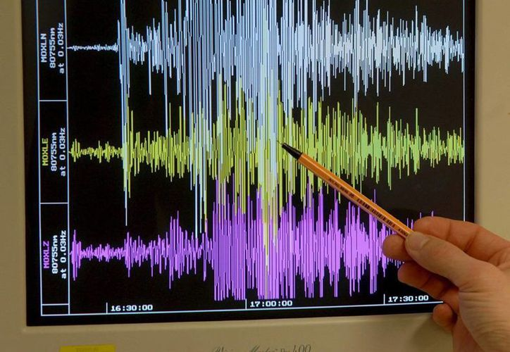 En las últimas semanas, sismos de más de 6 grados Richter sacudieron Chile, lo que ha inquietado sobremanera a los habitantes del país sudamericano. (Imagen de contexto de un sismógrafo/Efe)