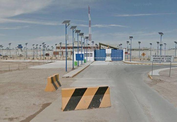 Las instalaciones del Cefereso de Durango tienen avanzados sistemas tecnológicos que garantizan la seguridad y el monitoreo de los reos. (Google Maps)