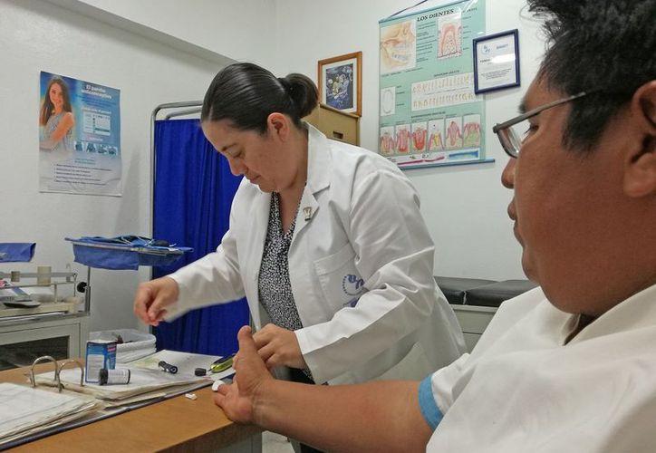 Está por llegar a México tratamiento para diabéticos descontrolados. (Foto: Ivette Y Coz)
