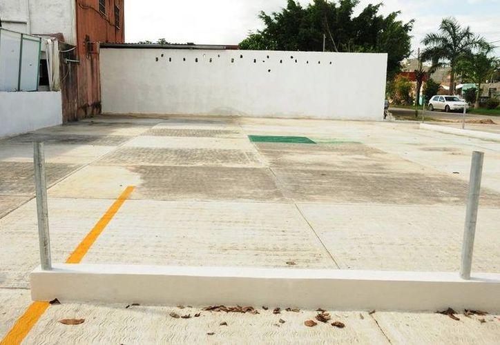 Prevén que el estacionamiento este disponible a partir del 1 de diciembre de este año. (Redacción/SIPSE)
