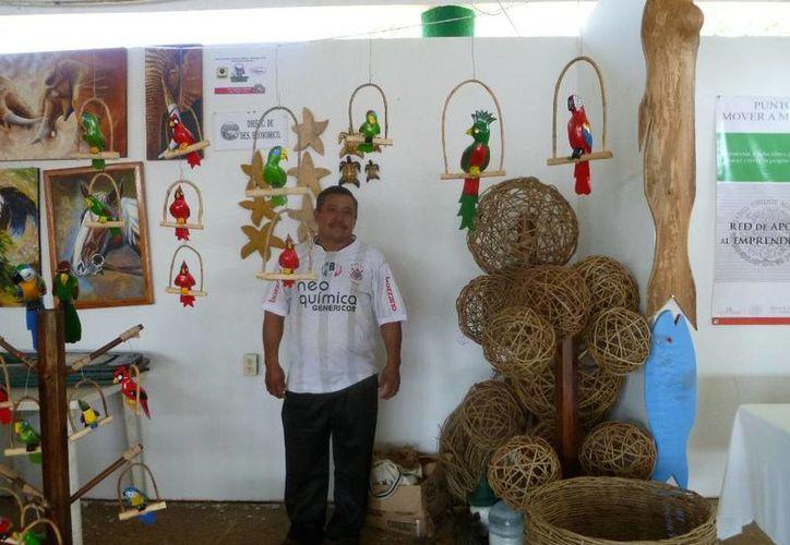 Carlos Choc Chan, radica en la alcaldía Ignacio Zaragoza. (Raúl Balam/SIPSE)