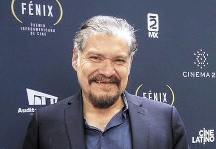 Joaquín Cosío interpreta al luchador Ángel de Plata en la segunda temporada de The Strain de Guillermo del Toro. (Milenio)