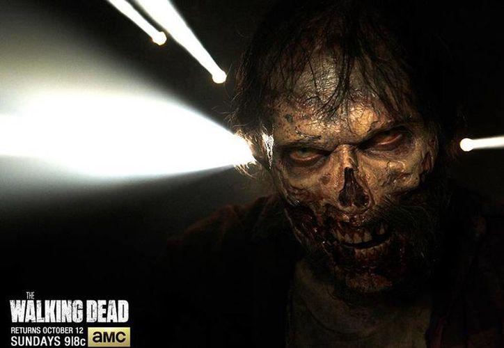 La nueva temporada de 'The walking dead' está compuesta por 16 episodios que se emitirán en dos partes a través de la señal FOX. (Facebook/The Walking Dead)