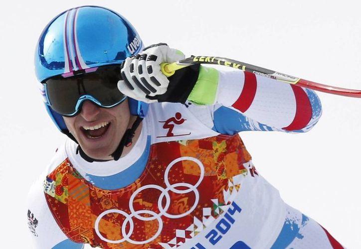 El padre de Mayer fue medallista de plata en los Juegos de Calgary en 1998. (Agencias)