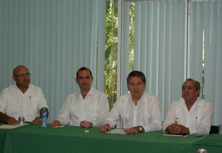 La presentación del nuevo encargado de la delegación de Sagarpa en Yucatán. (SIPSE)